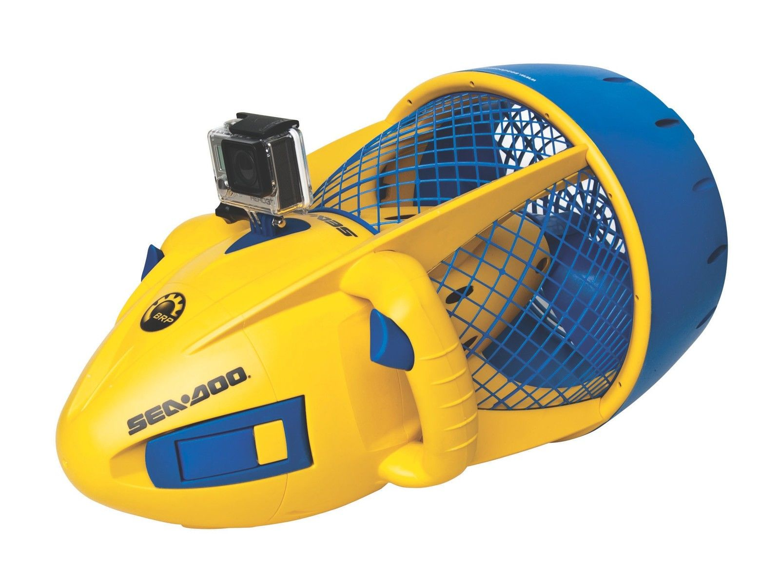 Sea doo dolphin sea scooter review underwater sea for Dive scooter